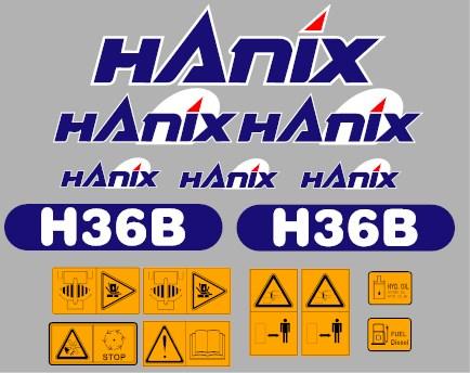 Hanix h36b